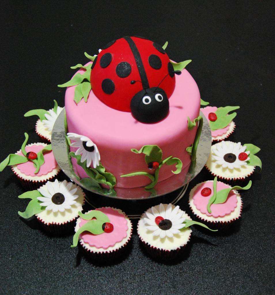 Ladybug Baby Shower Ideas