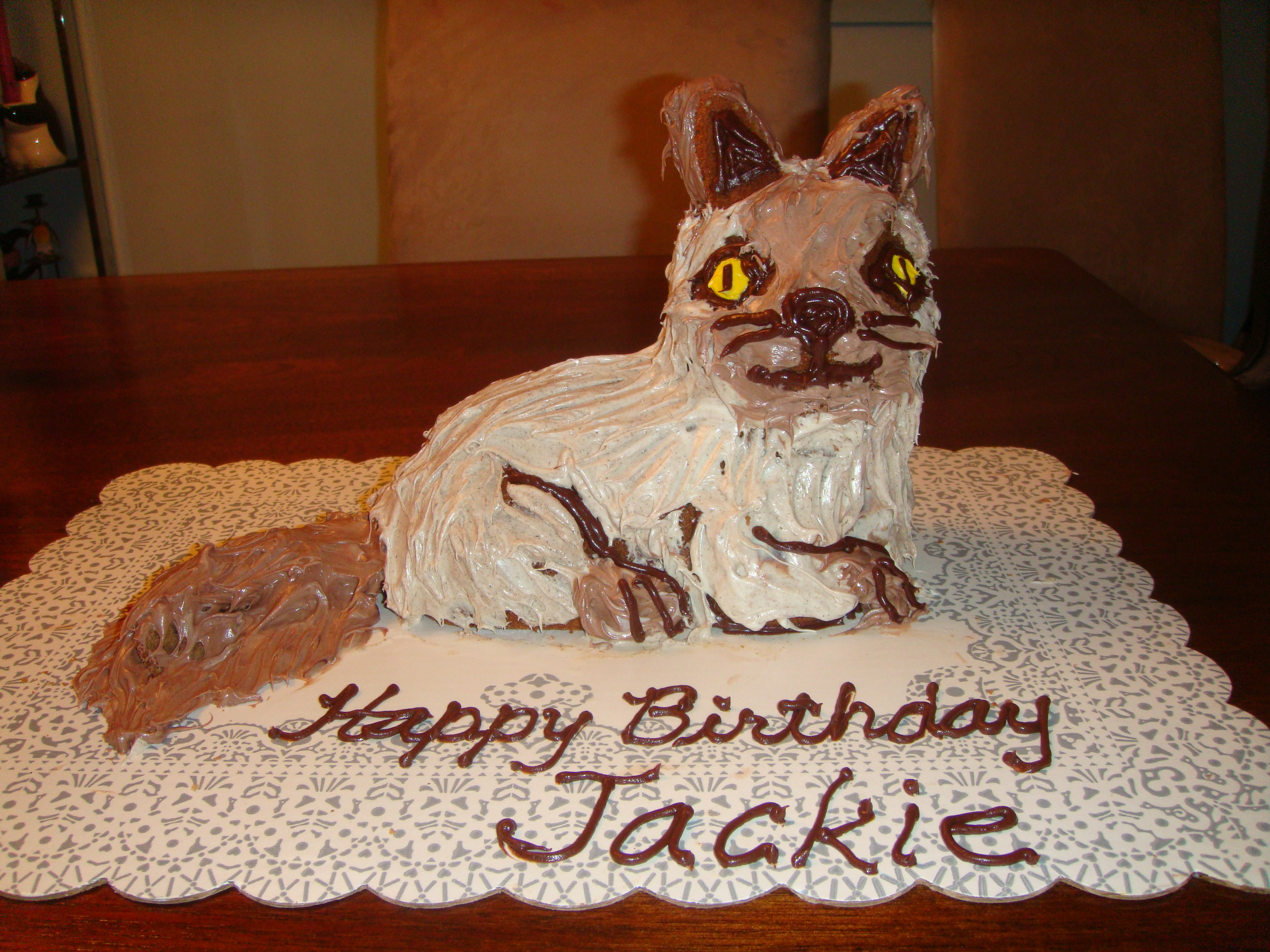 Cat Ideas Cake Ideas And Designs