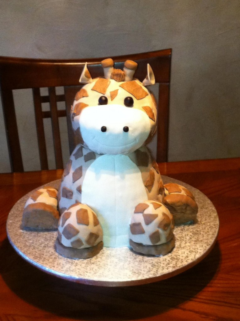 Giraffe Cakes Decoration Ideas Little Birthday Cakes