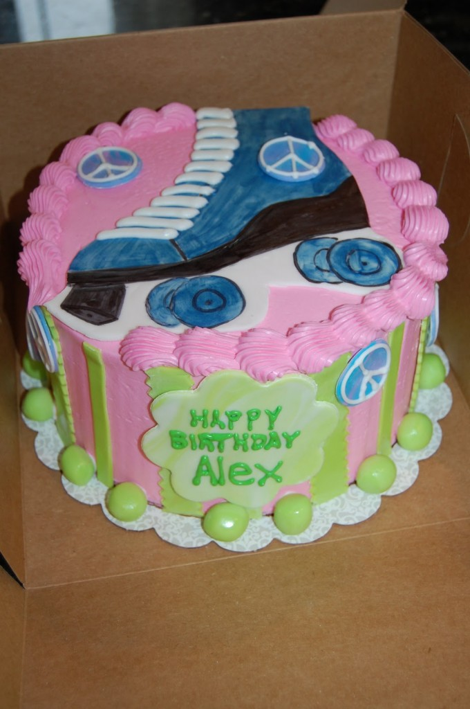 Ideas Easy Decorating Cake
