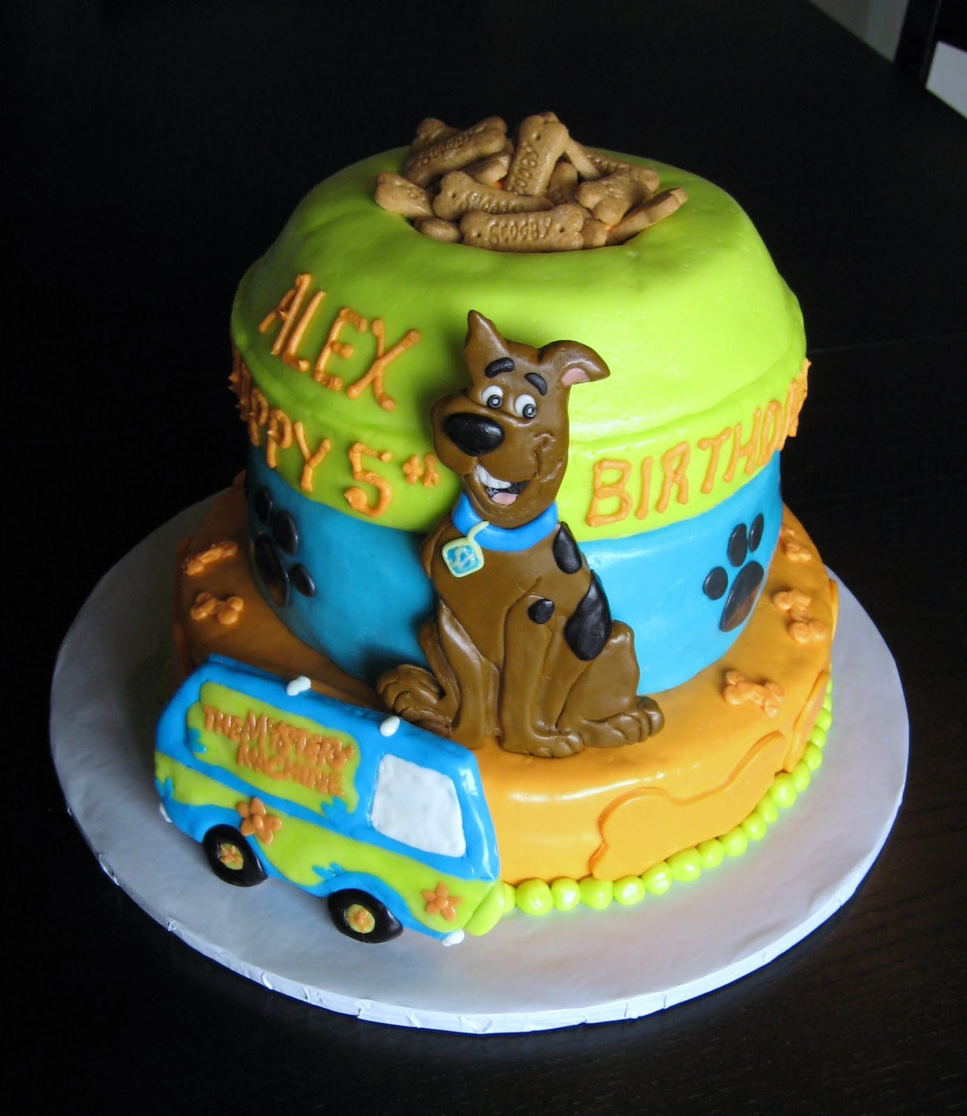Scooby Doo Cakes Decoration Ideas