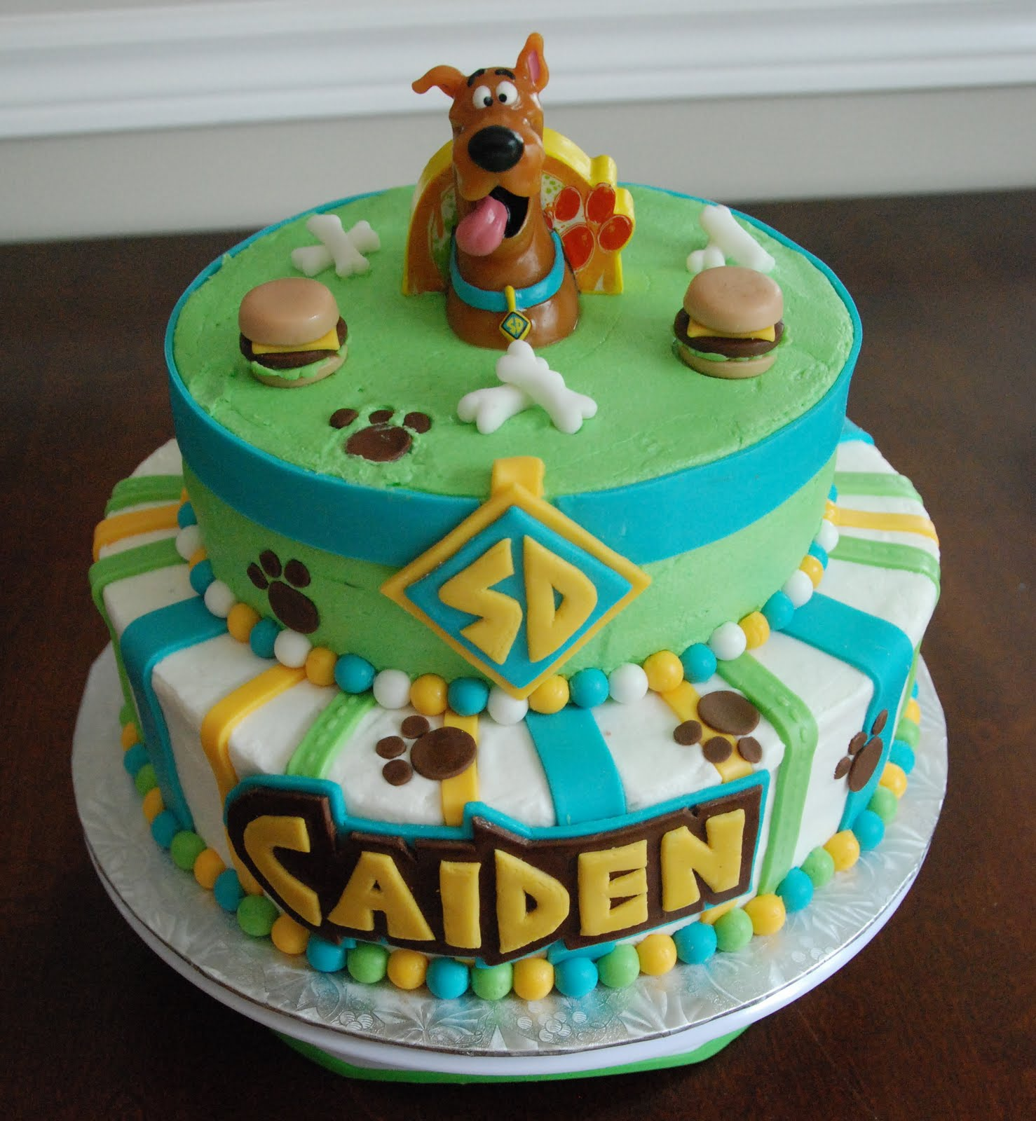 Scooby Doo Cakes Decoration Ideas Little Birthday Cakes