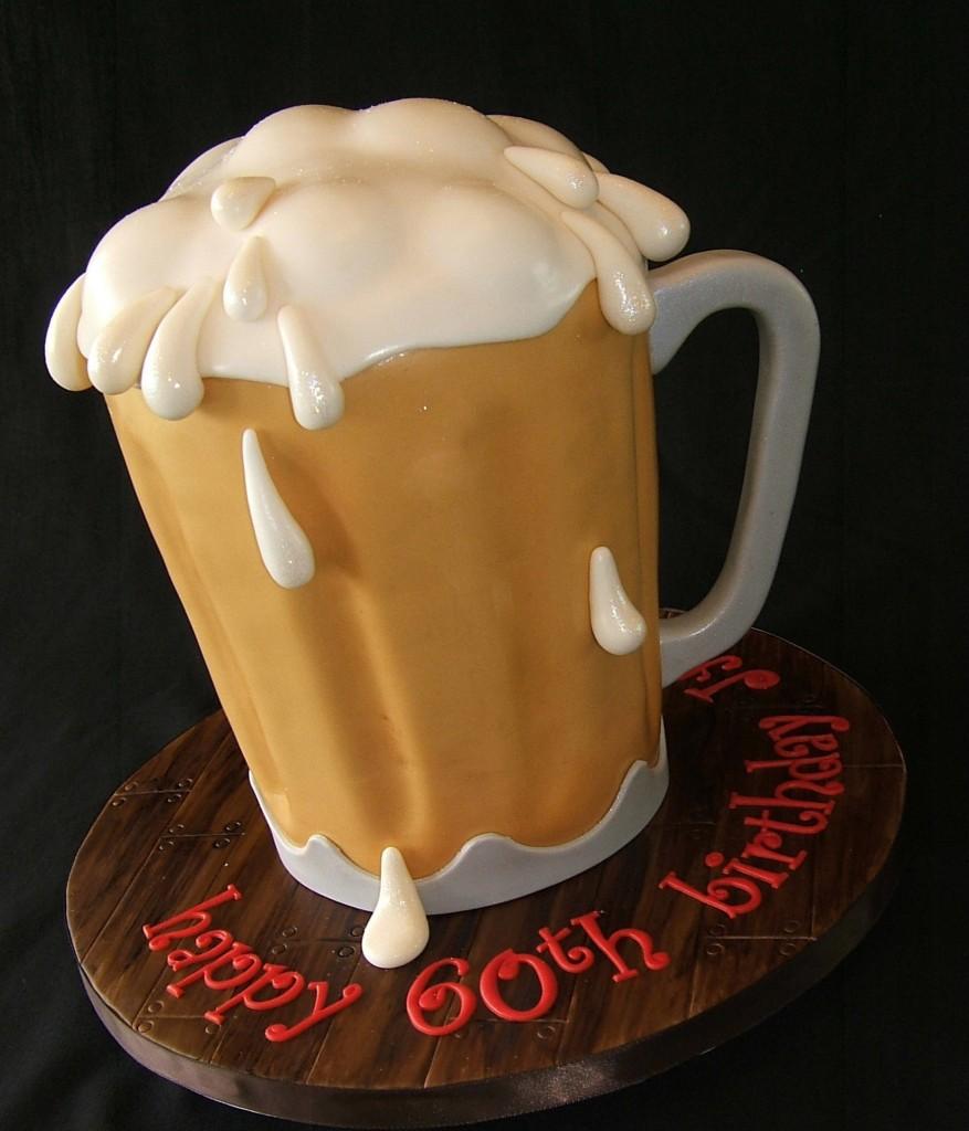 Beer Mug Cakes Decoration Ideas Little Birthday Cakes