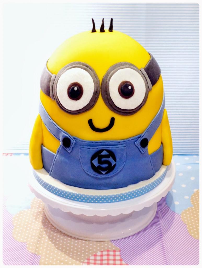 Minion Cakes Decoration Ideas Little Birthday Cakes