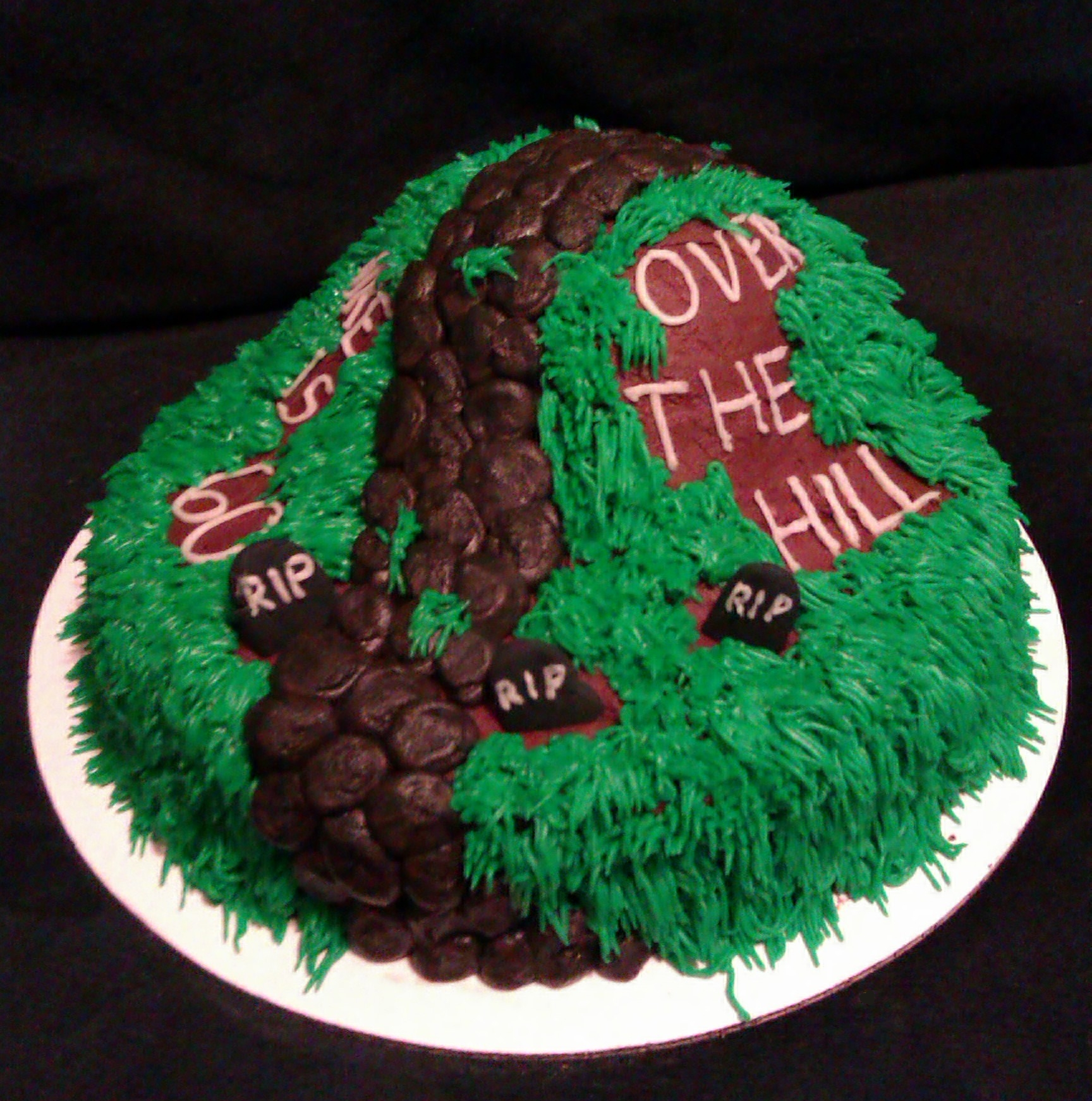 Over The Hill Cakes Decoration Ideas