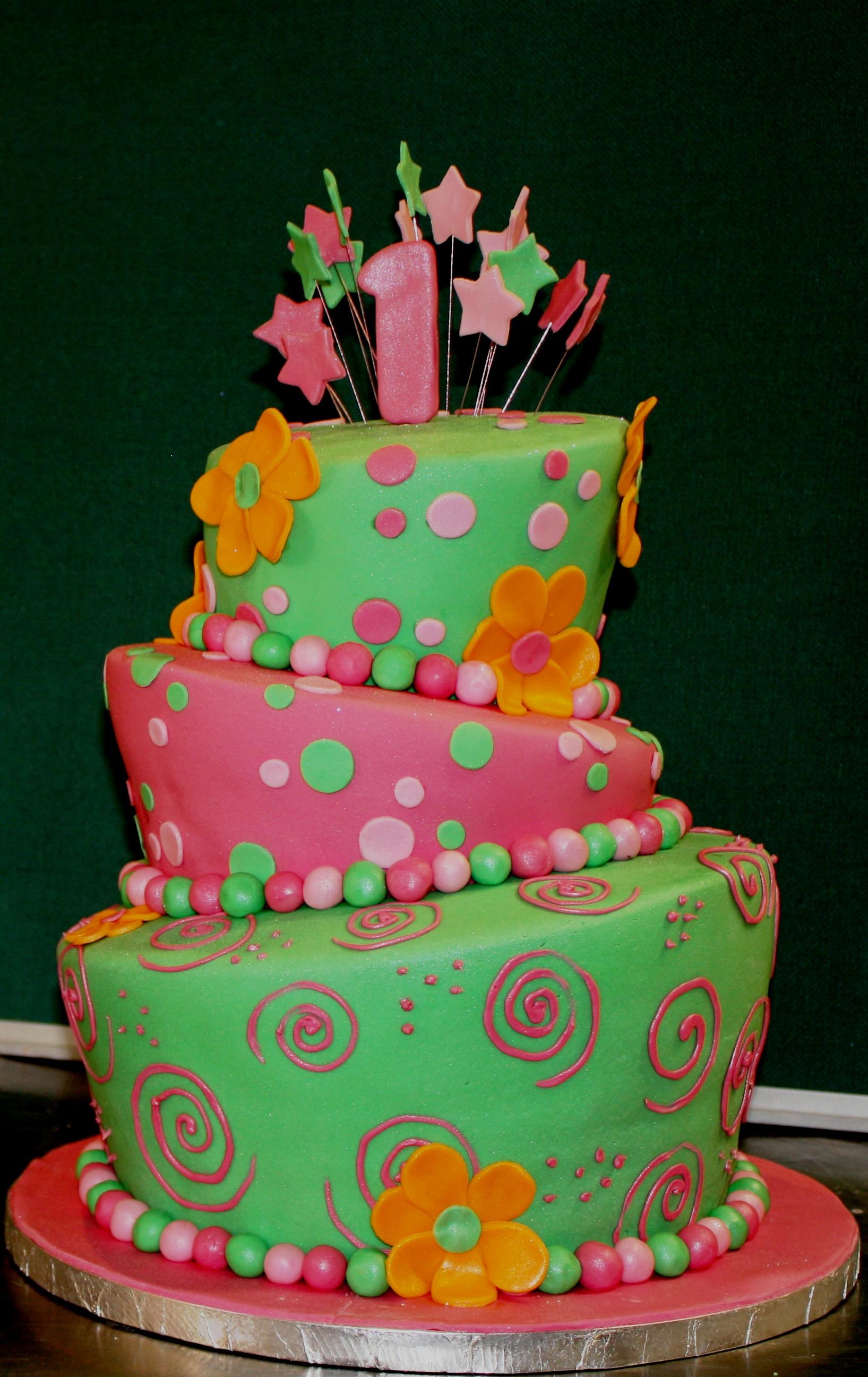 Topsy Turvy Cakes Decoration Ideas