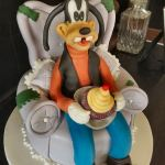 Goofy Cakes Decoration Ideas Little Birthday Cakes