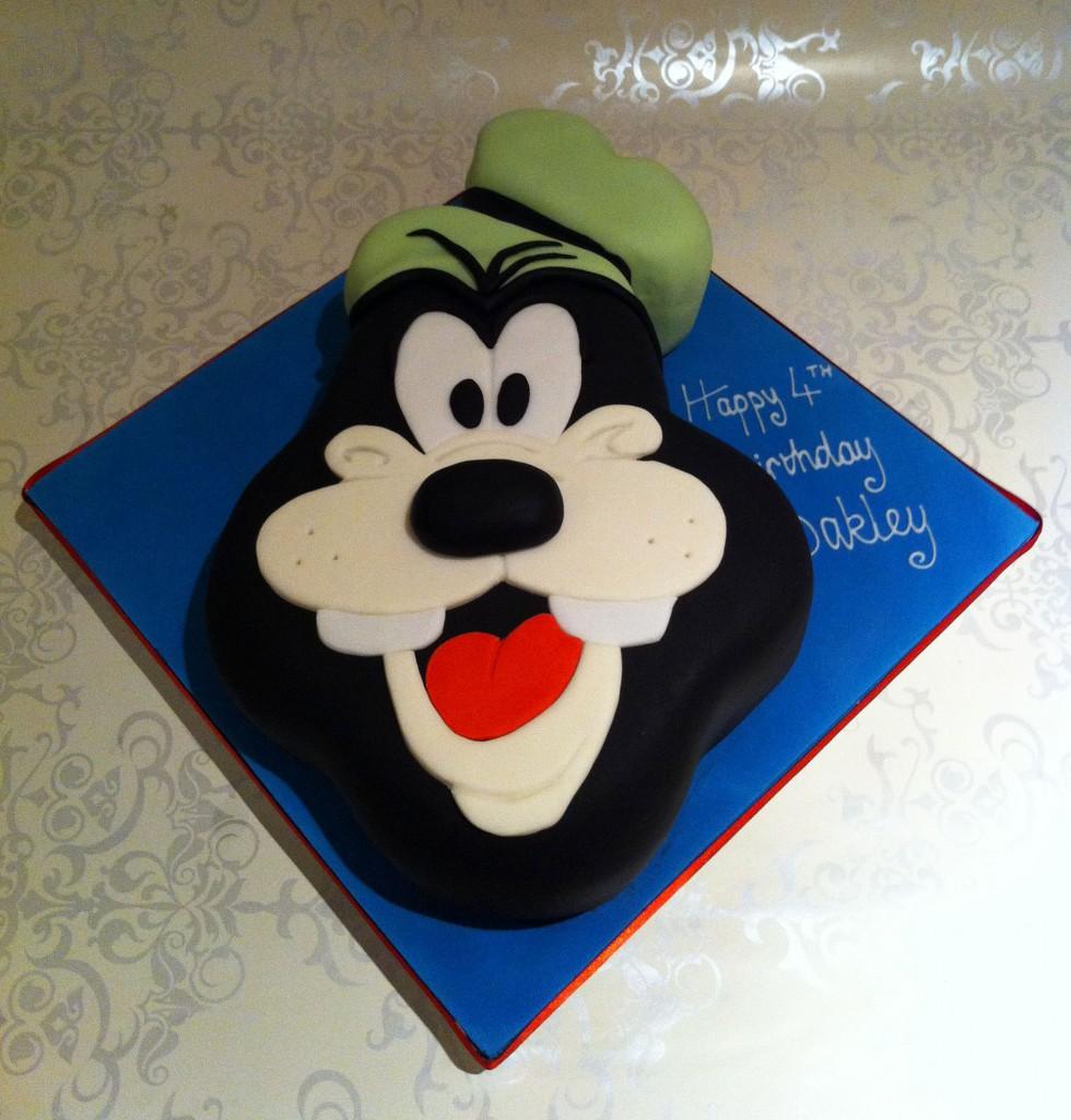 Goofy Cakes Decoration Ideas Little Birthday Cakes