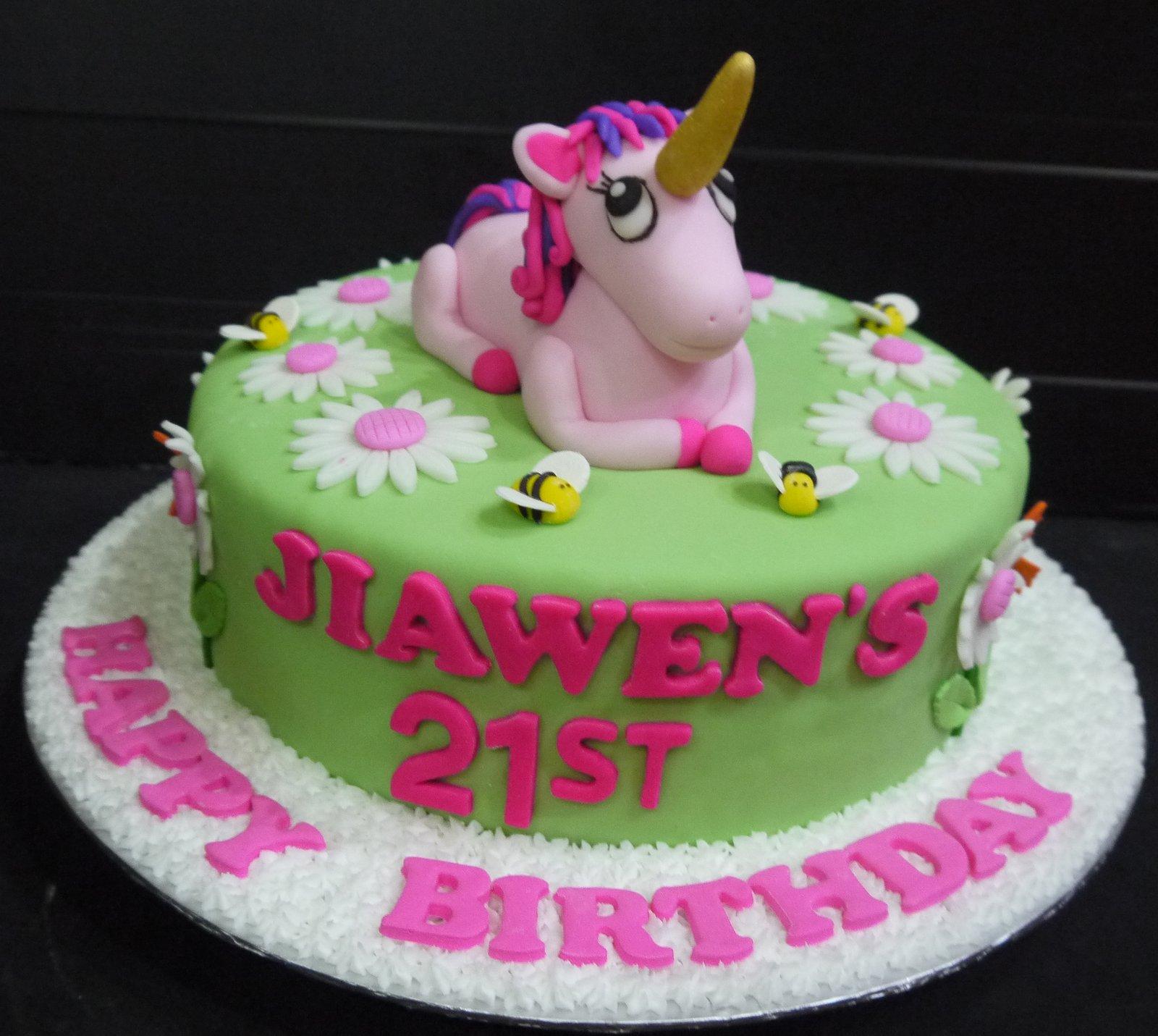 Pictures Kids Birthday Cakes