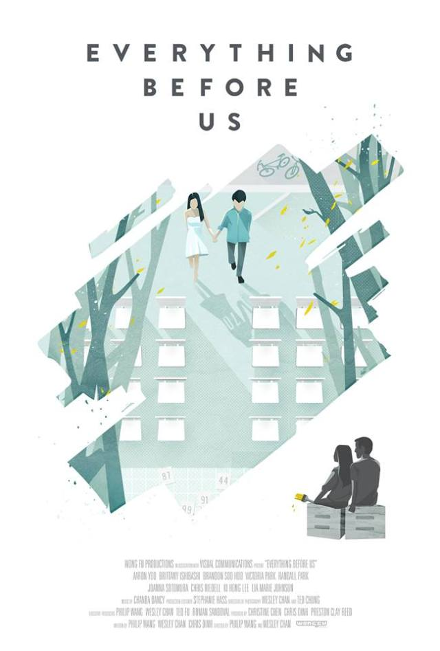 Everything Before Us official poster