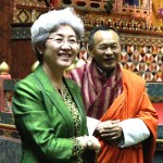 Bhutan PM meets Chinese Vice Foreign Minister