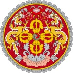 National Emblem of Bhutan