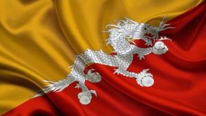 Bhutan National Flag