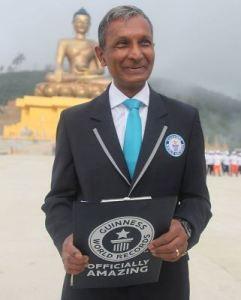 Official adjudicator, Mr.Parvin Jasmatbhai Patel