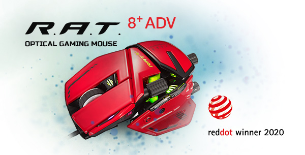Mad Catz Red dot