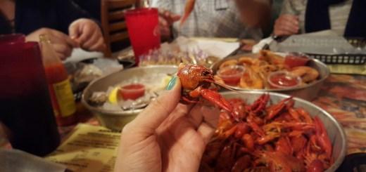 New Orleans Crawfish