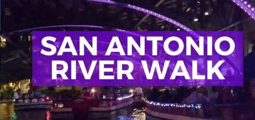 Travel to San Antonio and See the River Walk