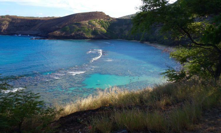 Hanauma Bay in Honolulu