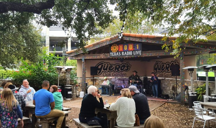 Live Music and Tacos on the Patio at Gueros