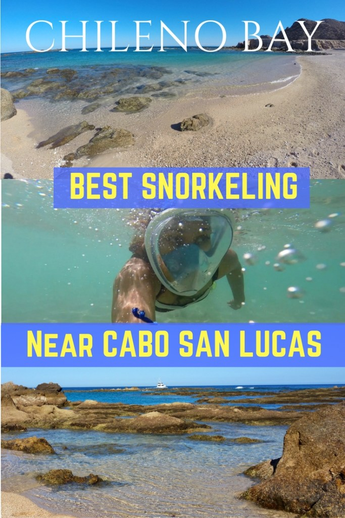 You Must See Chileno Bay near Cabo San Lucas Mexico. Beautiful clear serene waters and great for snorkeling!