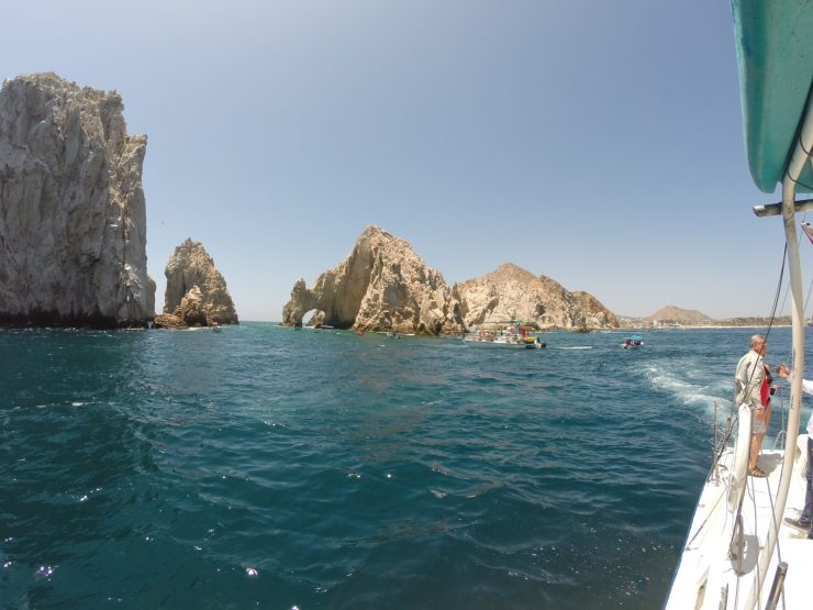 Snorkeling Tours will also let you tour El Arco and Rock Formations in Cabo San Lucas. Everyone should do a boat tour at least once while in Cabo!