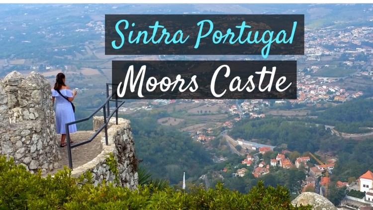 Moors Castle, Sintra Portugal
