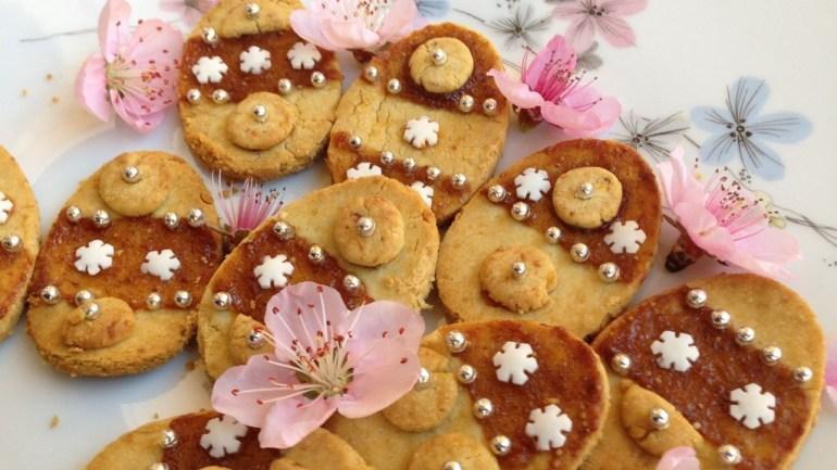 Paleo Easter Egg Cookies (Gluten & Dairy Free, AIP Reintro)