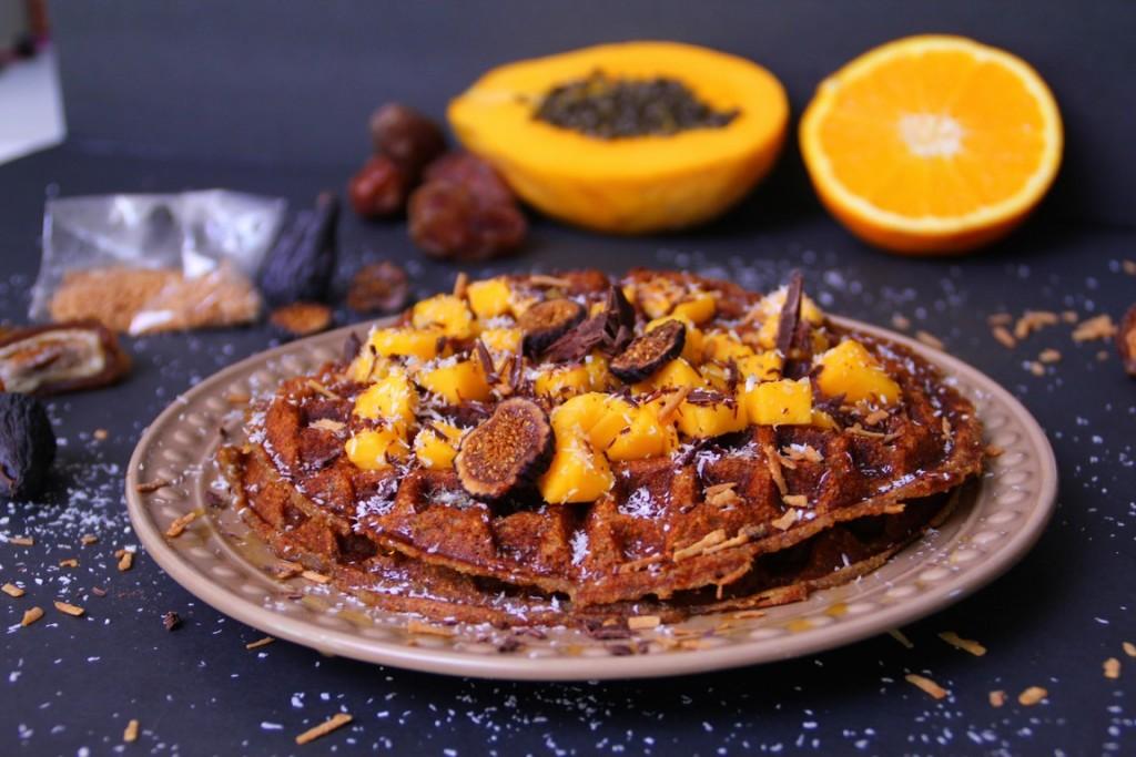 Grain-Free-Paleo-Waffles-with-Coconut-Flour-2-