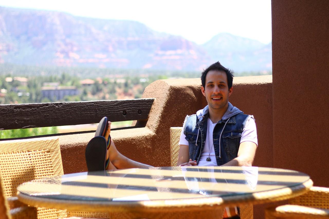 Alec at Arizona