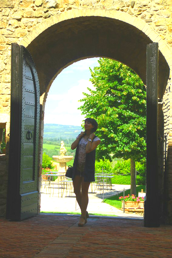 Luxury Retreat in Montalcino