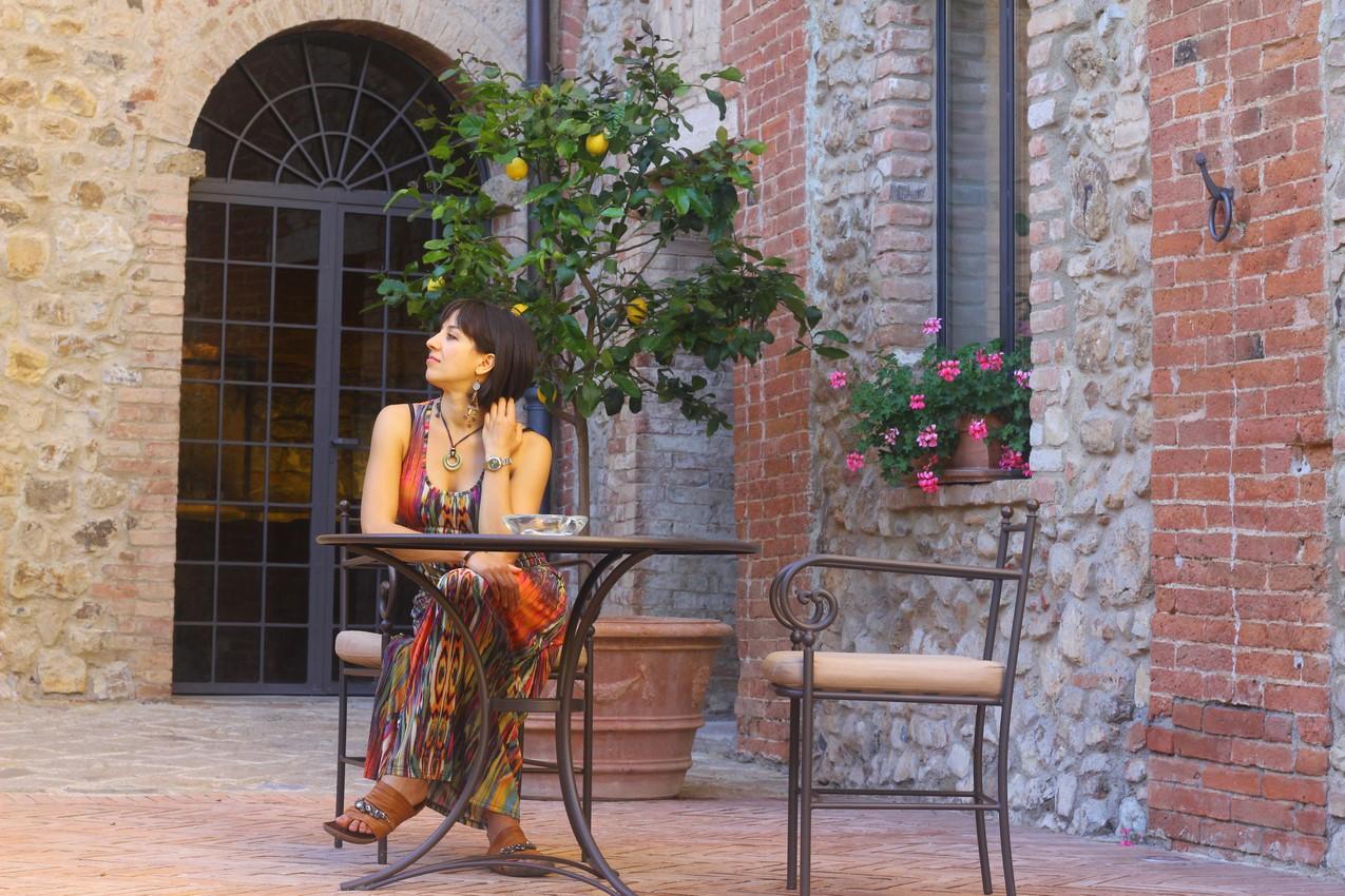 Ambra in Montalcino Italy