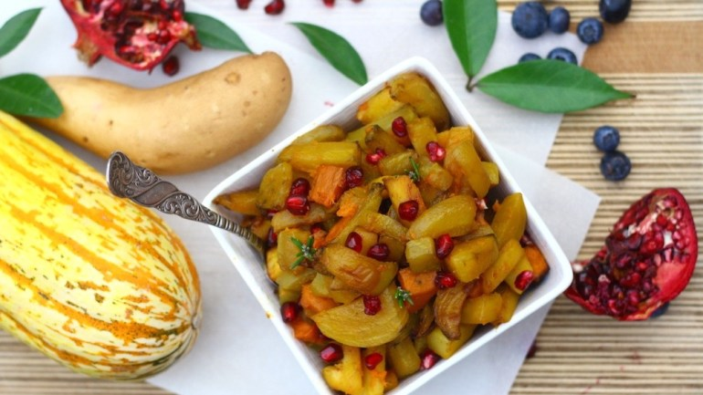 The Best AIP Thanksgiving Side Dish