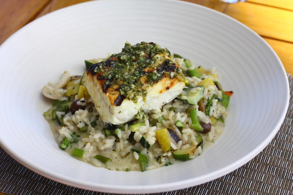 Healthy Food at Rosewood Cordevalle