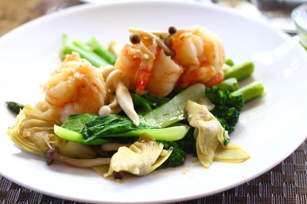 Rosewood Cordevalle Healthy Food 2