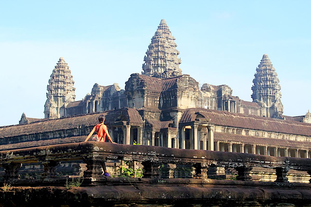 Angkor Wat, Siem Reap, Cambodia 1