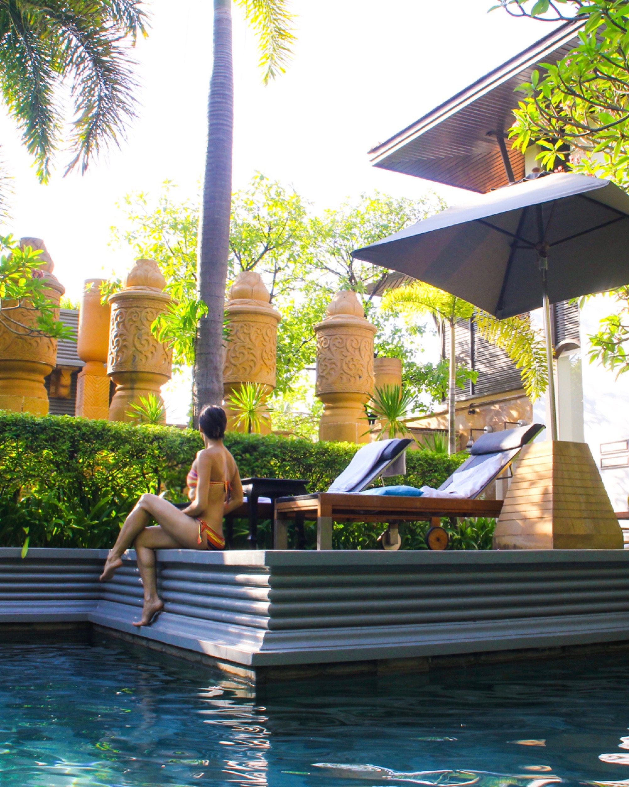 Park Hyatt, Sim Reap, Cambodia