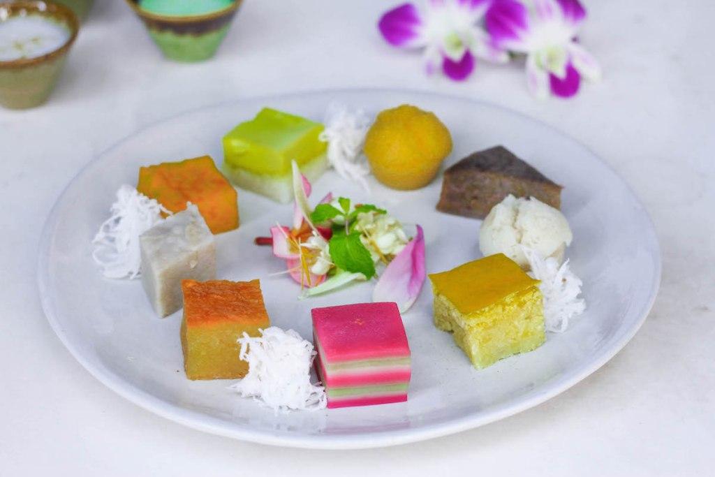 Gluten & dairy free rice desserts