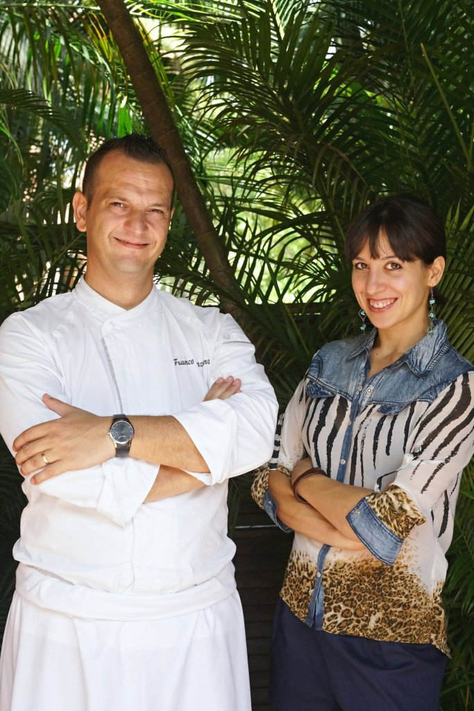 Recipe Development with the with the Executive Chef of Park Hyatt Goa