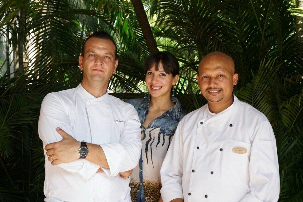 Recipe Development with the Chefs of Park Hyatt Goa Reap