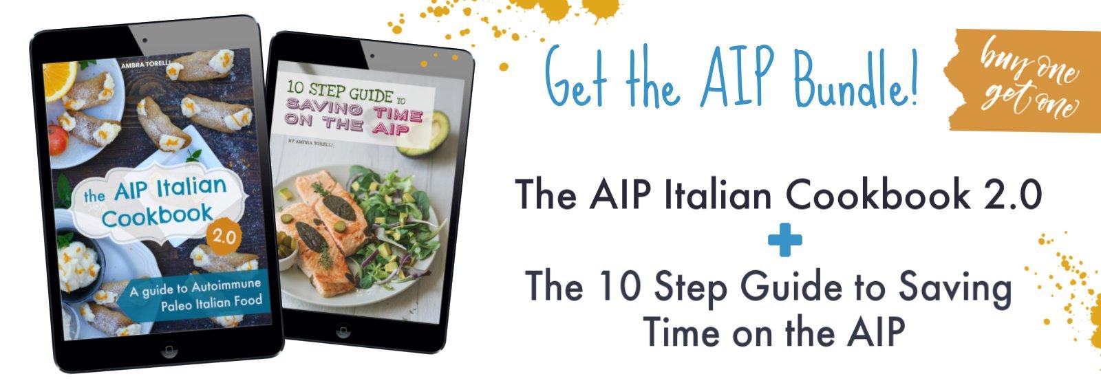 AIP Italian Food - The AIP Italian Cookbook