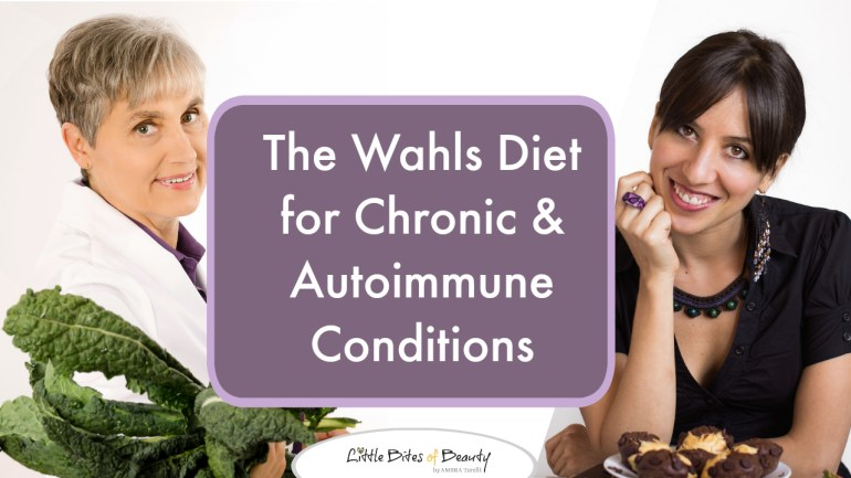 Terry Wahls Diet for Chronic Pain & Autoimmunity. An INTERVIEW on The Wahls Protocol