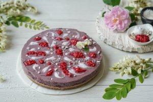 Paleo AIP Blueberry Cheesecake (Nut Free, Soy Free, Egg Free) 2