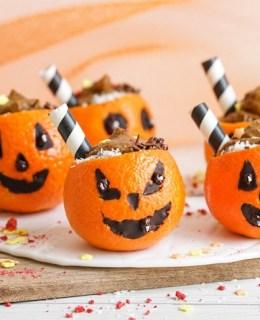 Paleo Halloween Mandarin Cups (Dairy & Gliuten Free, AIP) 1