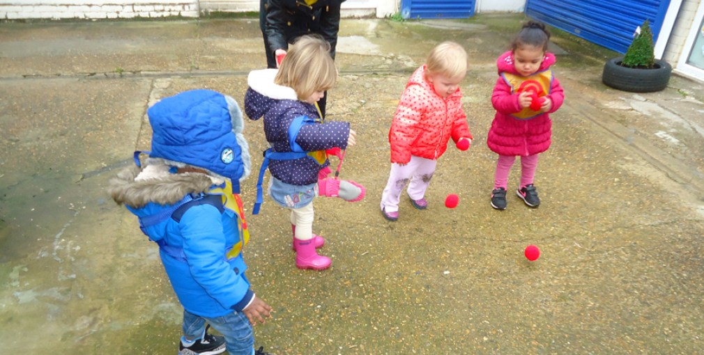 Woodside Nursery Childcare Croydon