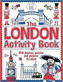 London Activity Book for Kids