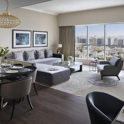 Marriott executive apartments Abu Dhabi
