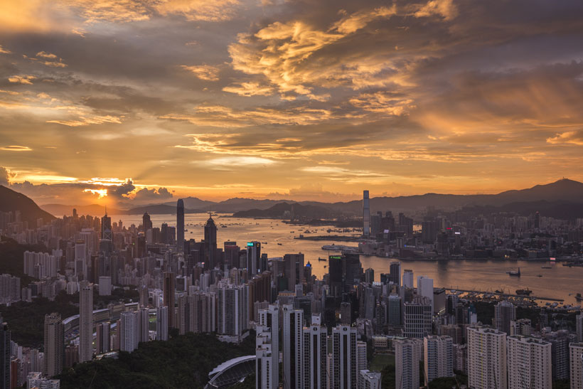 The best time to visit Hong Kong