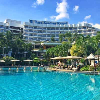 Shangri-La Rasa Sentosa resort