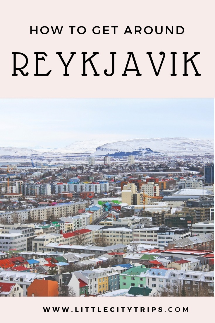 Practical guide for getting around Reykjavik with kids in tow