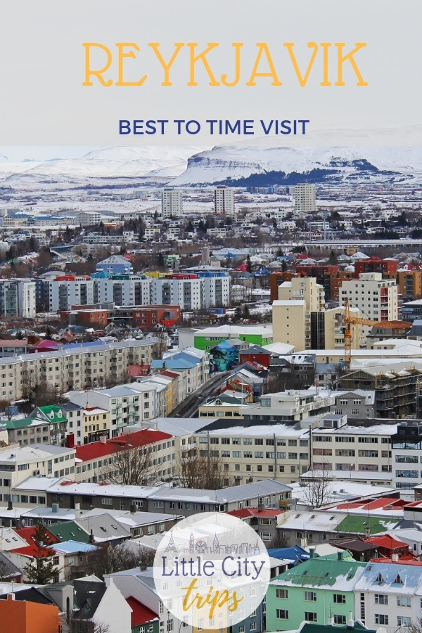 Our guide to the best time to visit Reykjavik and what to expect